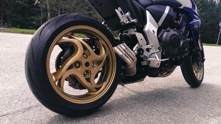 CrossMoto.de | Honda CB 1000 RA