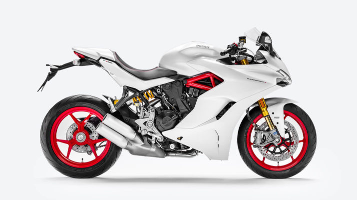 CrossMoto.de | Ducati SuperSport /S 2017